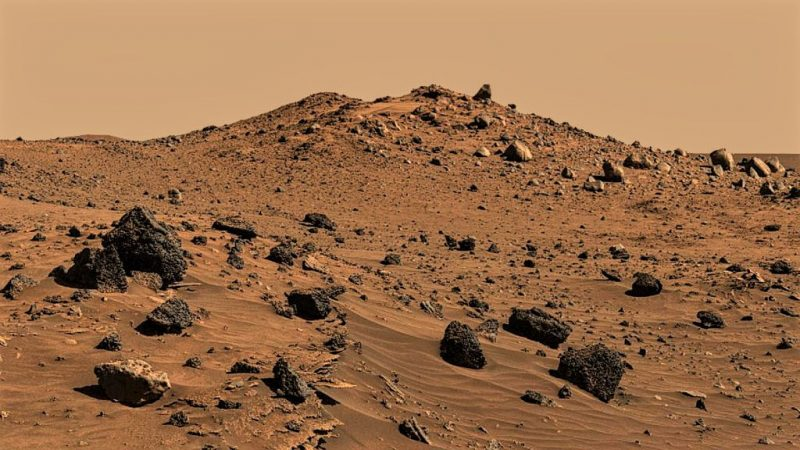 how carbon fled for Mars into atmosphere