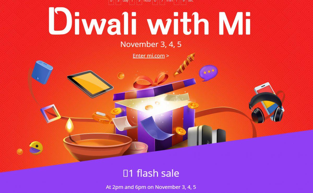 Xiaomi Diwali Celebrations