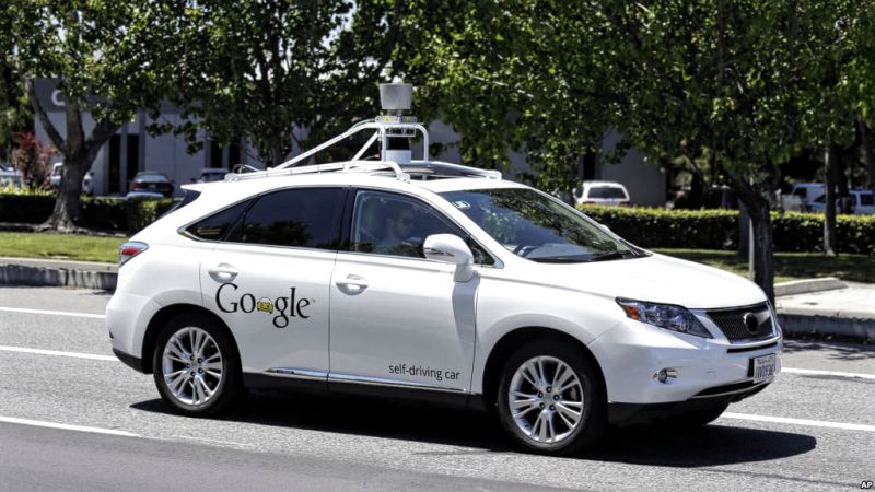 Google reportedly panning to pair up with Ford