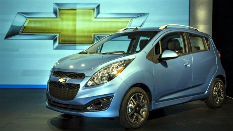 General Motors Chevrolet Beat Diesel