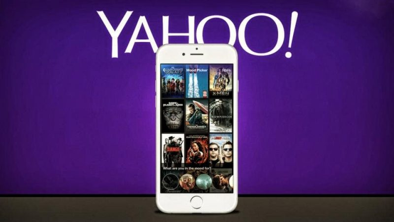 New Yahoo Video Guide app