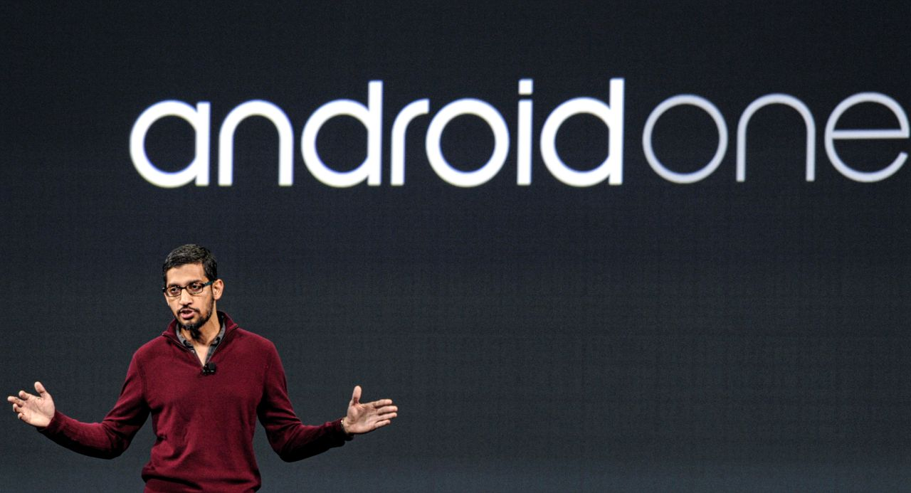 Google CEO to announce Android One v2 in India
