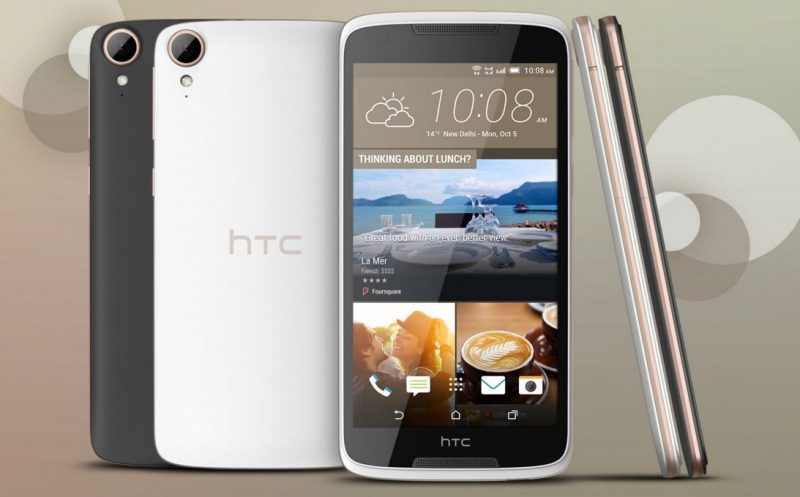 HTC Desire 828 Review