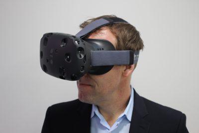 HTC Vive VR Valve Oculus Rift