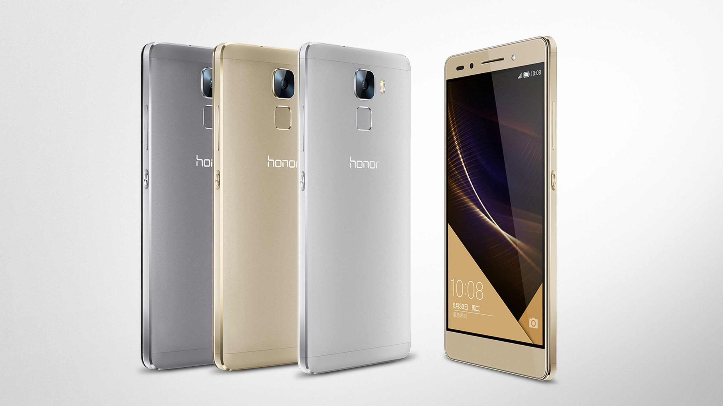 Huawei Honor 7 Android 6.0 Marshmallow Pc-Tablet Media