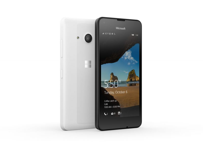 Microsoft Lumia 550 Windows 10 for mobile now available, priced at $139 USD