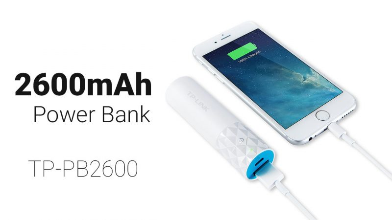 TP-PB2600 Power Bank