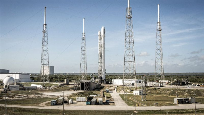 SpaceX's ORBCOMM-2 Mission