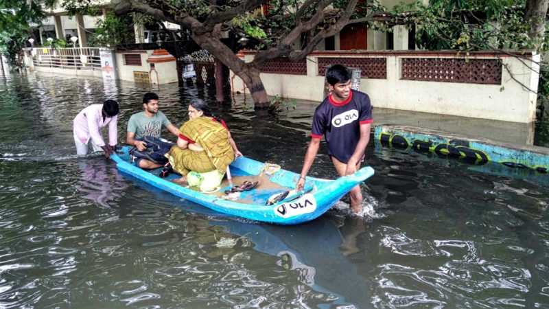 Chennai flood