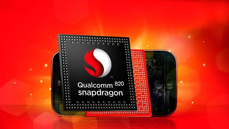 Qualcomm Snapdragon 820 SoC