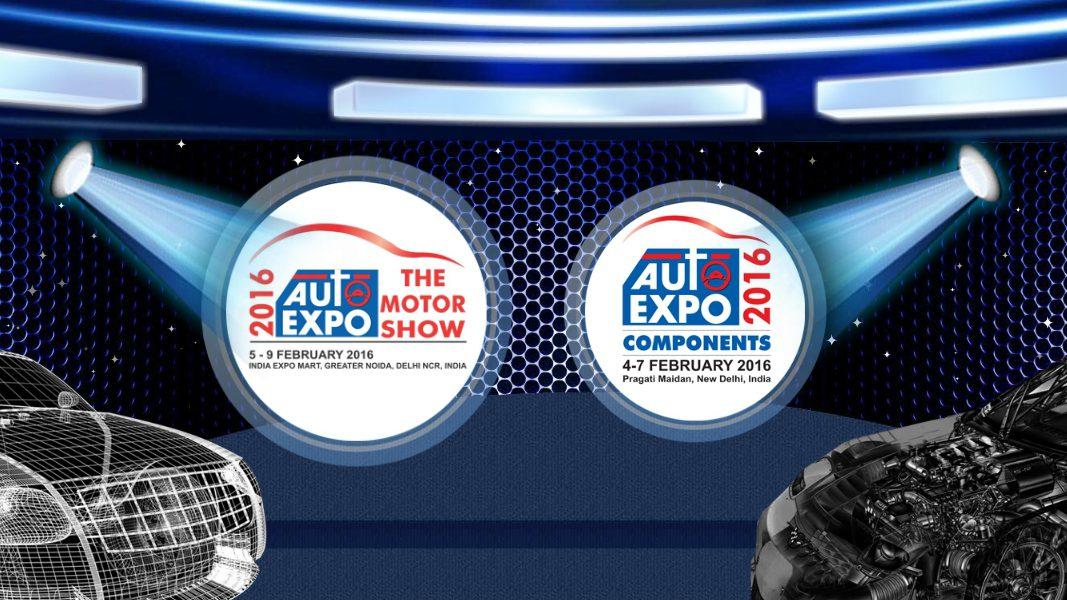 Indian Auto Expo 2016