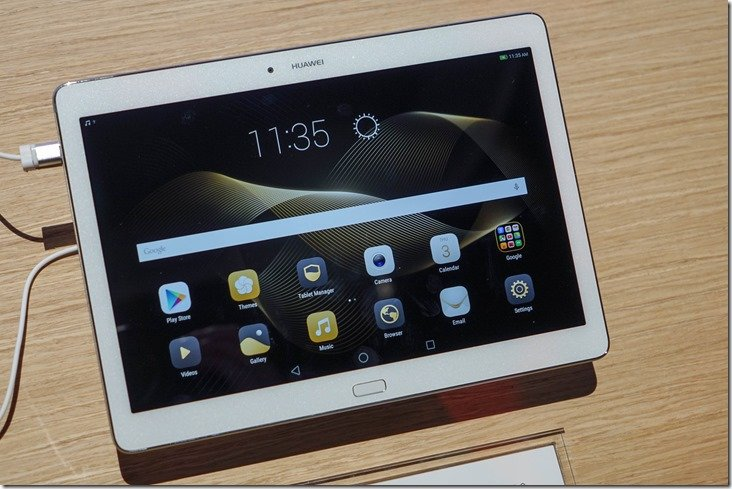 Huawei MediaPad M2 10 CES Pc-Tablet Media