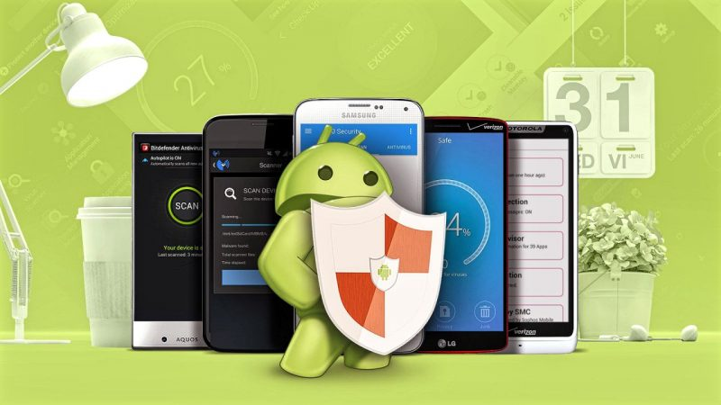 Best Antivirus Apps for Android Mobile Phones