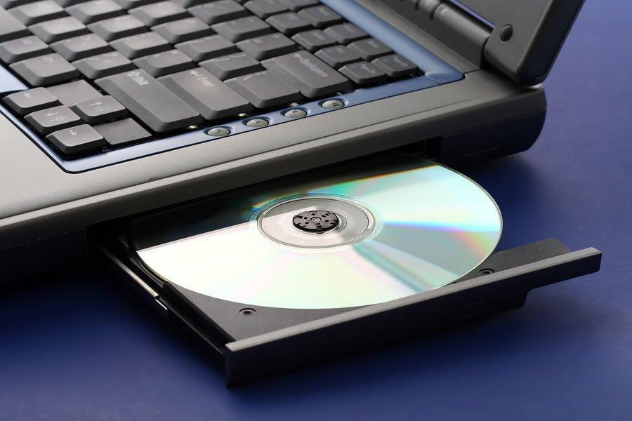 cd dvd laptop