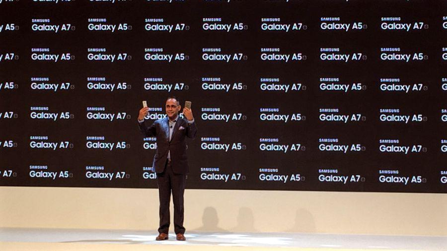 Samsung-Galaxy A5 and Galaxy A7 2016