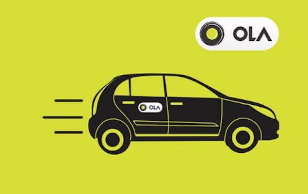 Ola Cabs Uber