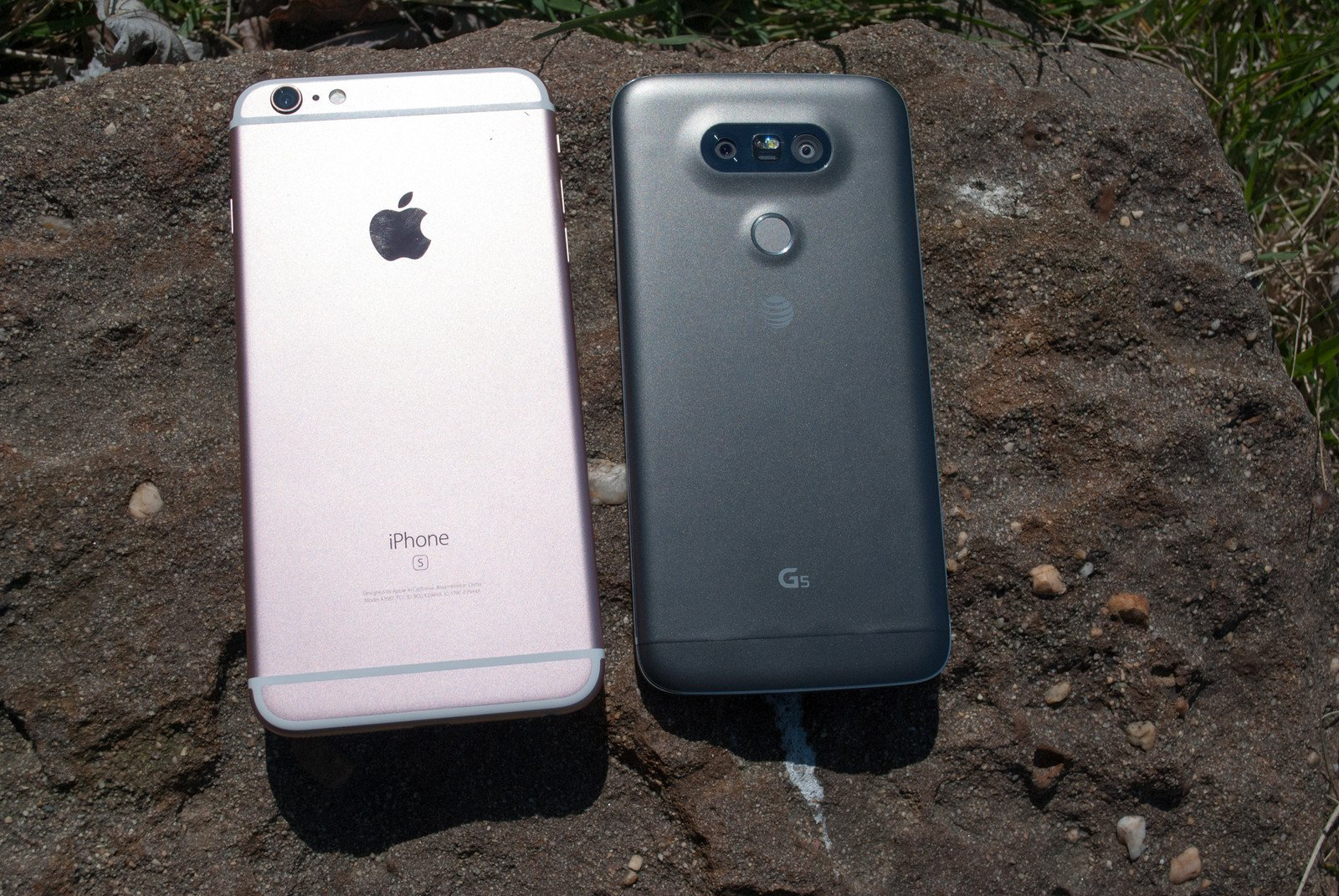 LG G5 vs Apple iPhone 6S Plus