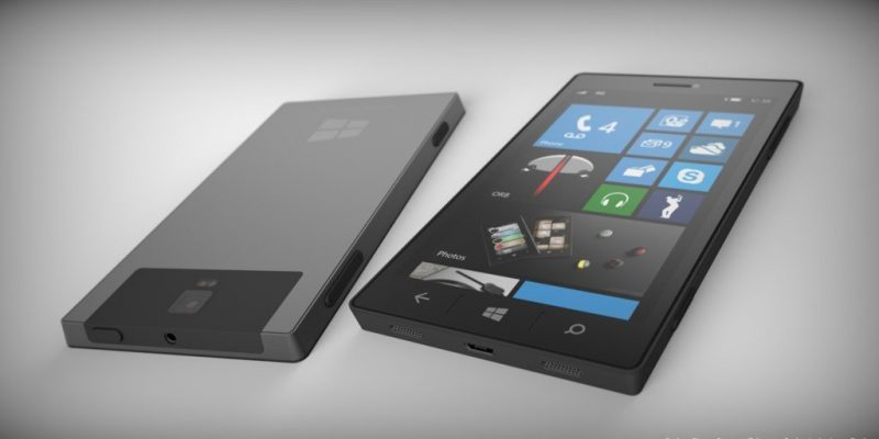 Microsoft Surface Phone 2016