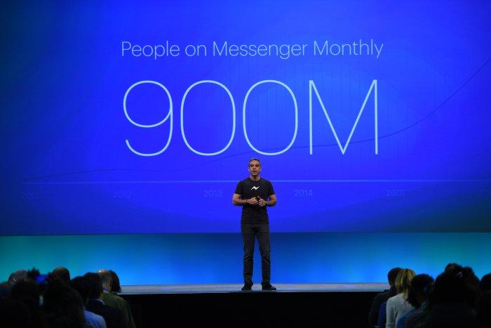 Messenger Platform at F8