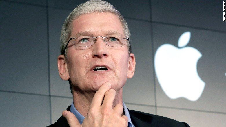 apple iphone dropping sales