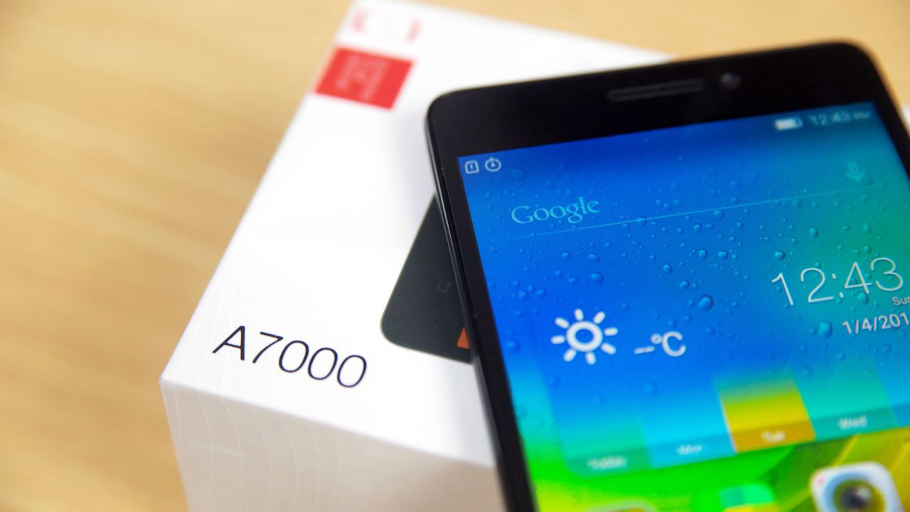Lenovo A7000 Android 6.0 Marshmallow Update