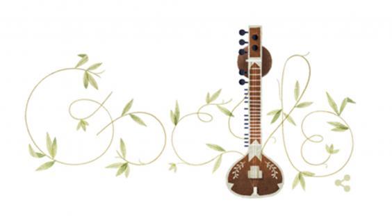 ravi-shankar-birthday-google-doodle