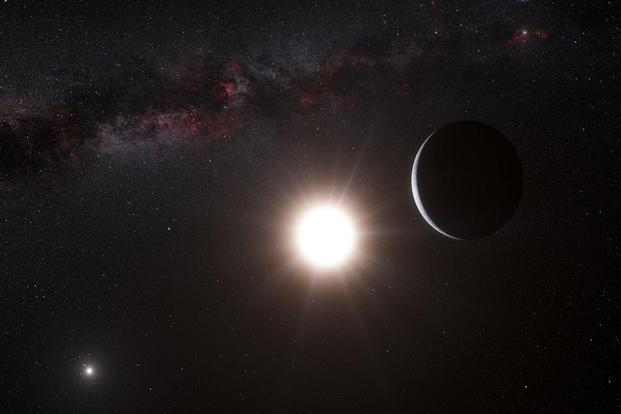 three star planet binary jupiter