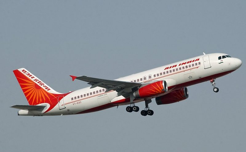 Air india offers discounted ticket