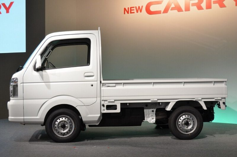 Maruti Light commercial vehicle Super Carry