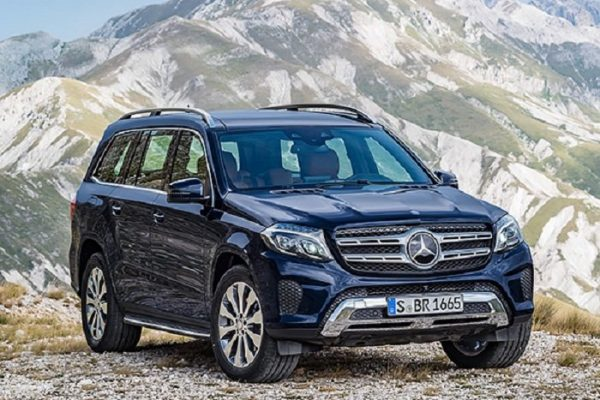 Mercedes Benz GLS  (3)