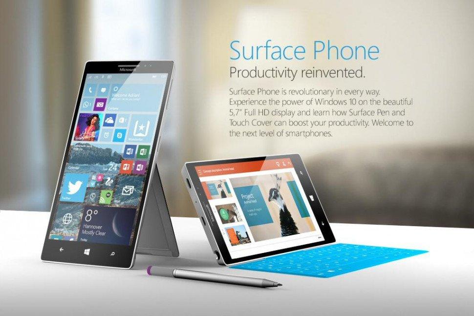 Microsoft Surface Phone 1