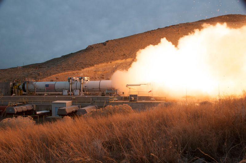 NASA fires the biggest rocket