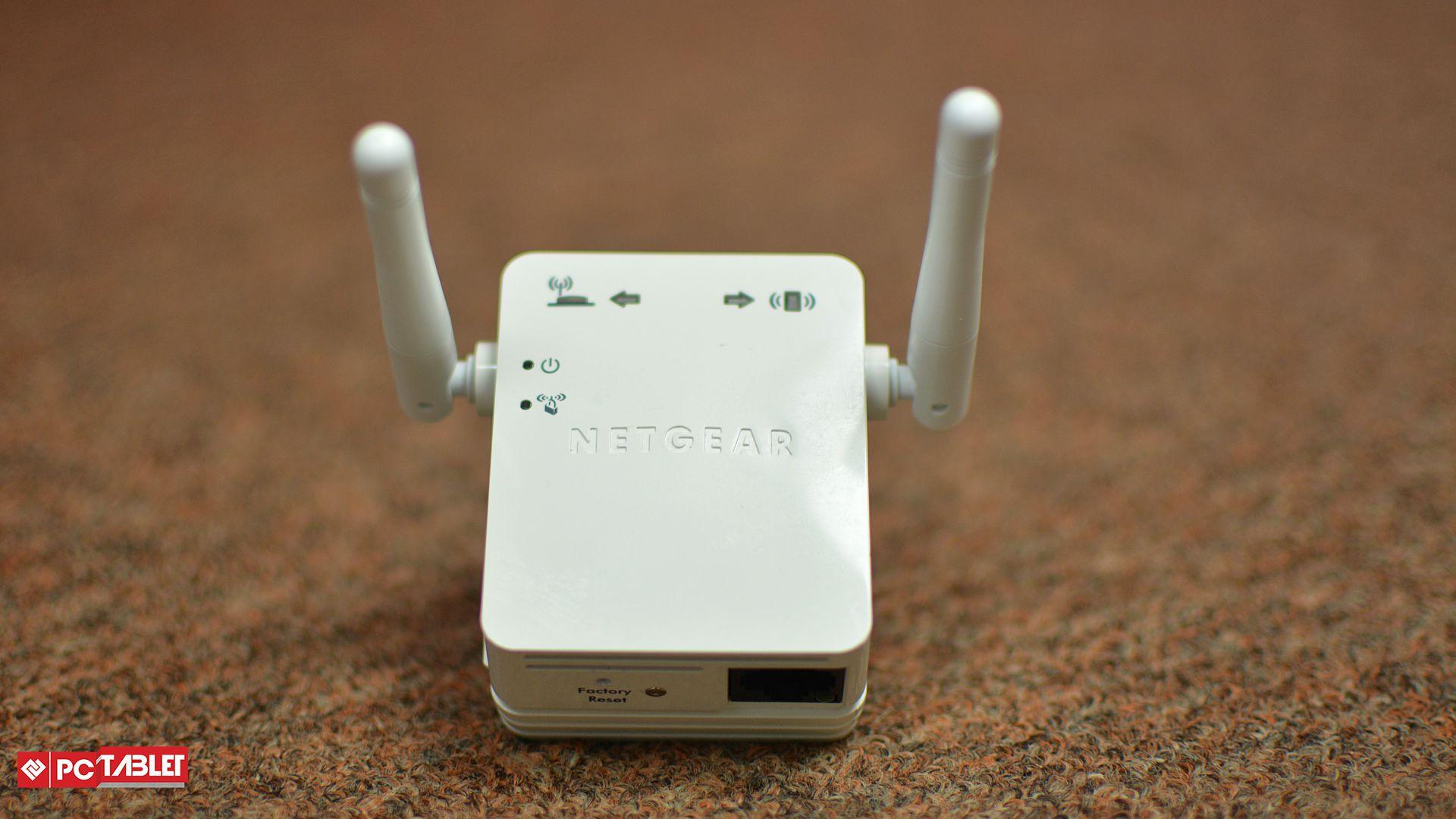 Netgear WN3000RP Wi-Fi Range Extender (1)