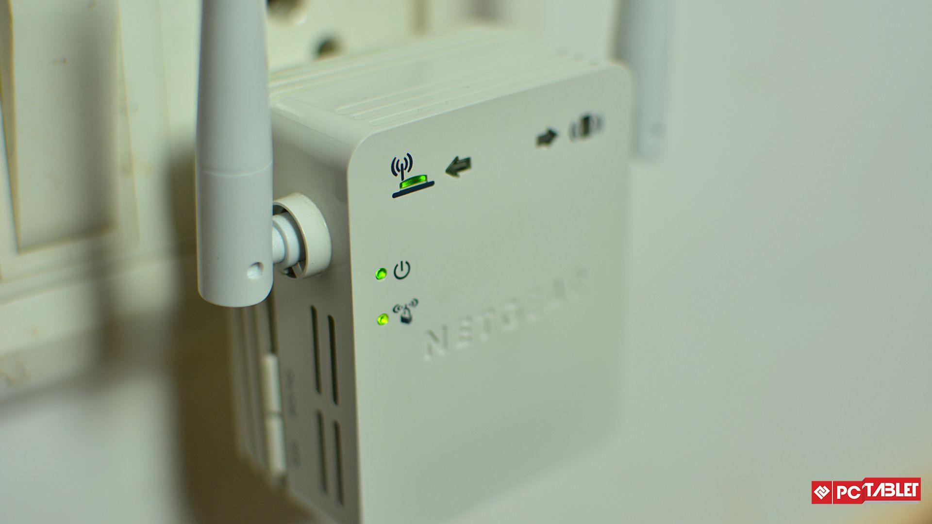 Netgear WN3000RP Wi-Fi Range Extender (4)