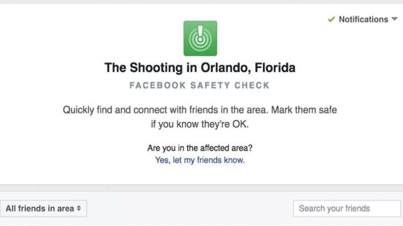 Orlando Safety Check