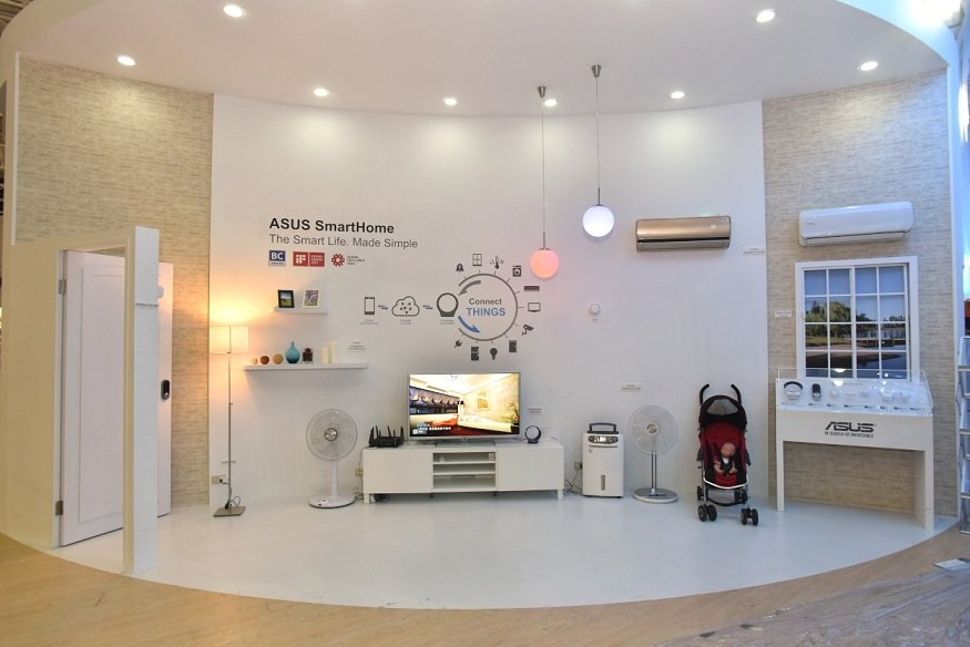 Smart Home Booth