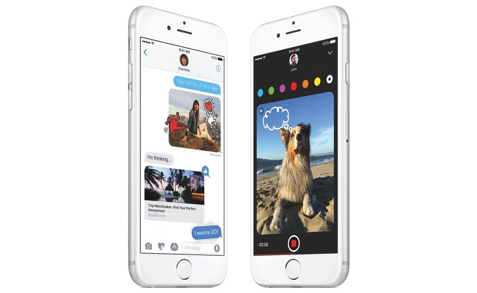 ios 10 imessages