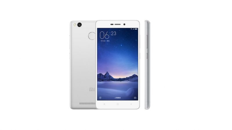Redmi 3S sale