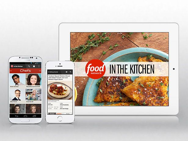 Food Network In The Kitchen App For Pc