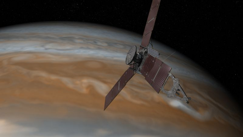 Juno spacecraft to reach Jupiter on July 4
