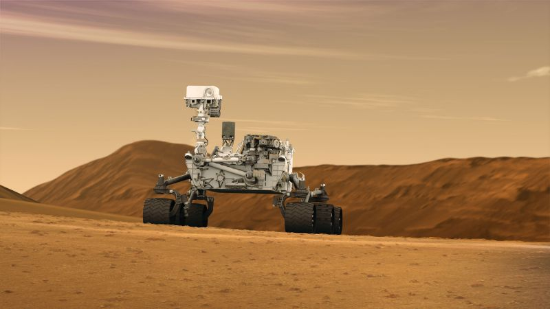 NASA faces problem in space exploration