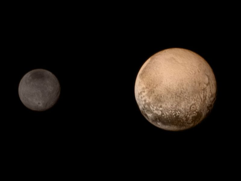 New Horizon discoveries about Pluto