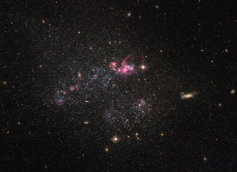 Scientists find 250,000 new galaxies