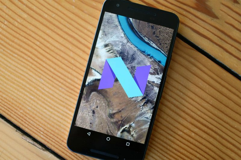 Android 7.0 Nougat released