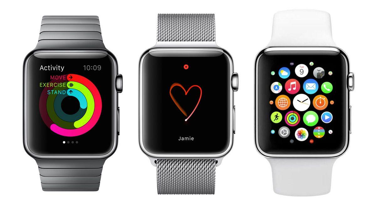 Apple Watch 2 release