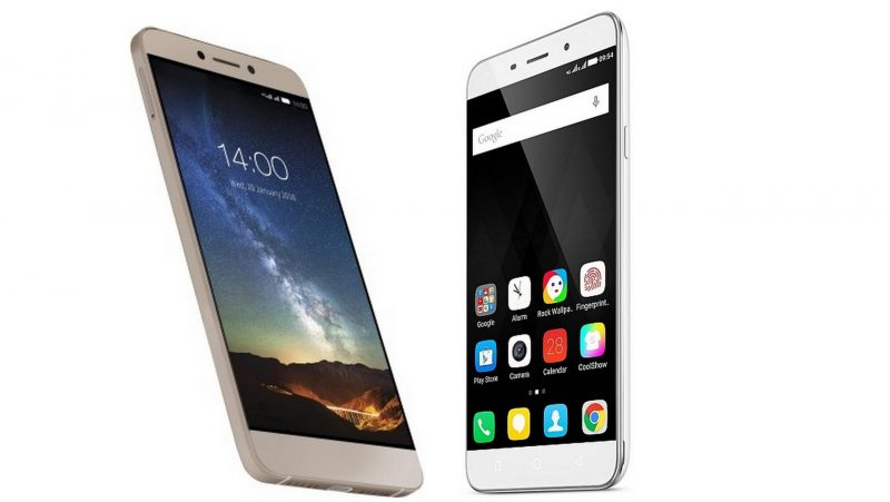 Coolpad Note 3 Plus vs LeEco Le 1s
