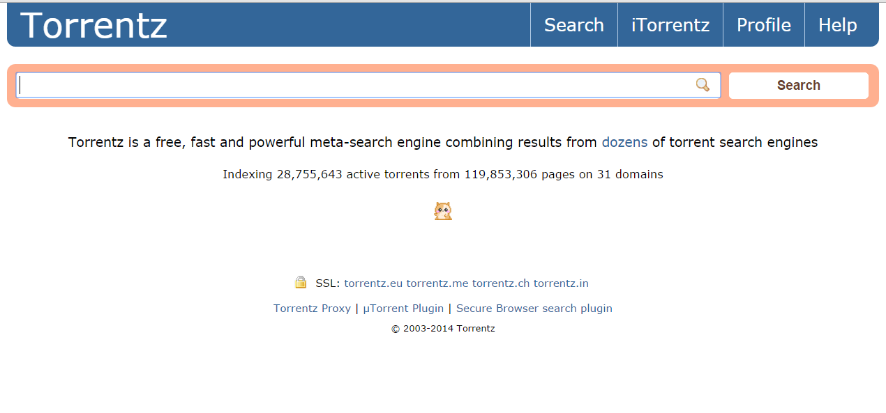 Top five Torrent alternatives for Torrentz meta search engine