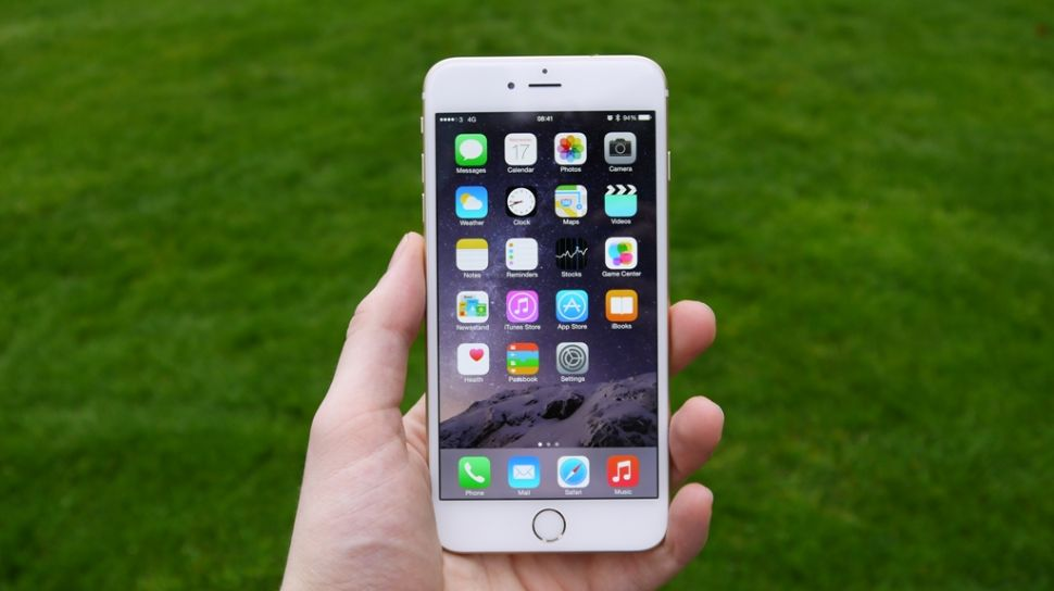 iPhone 6 Plus Touch IC defect