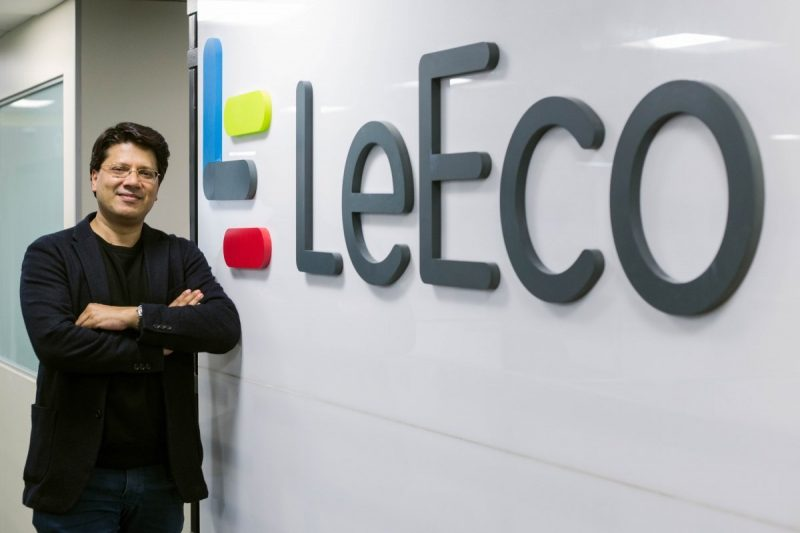 LeEco make in india