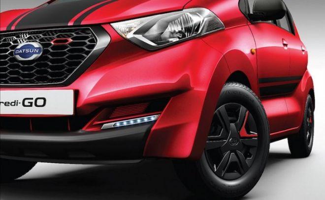Datsun redi-Go special edition